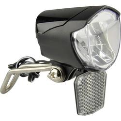 Fischer Fahrrad Fahrrad-Scheinwerfer 85355 LED dynamobetrieben Schwarz