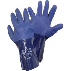 Showa 4706 720R Gr. L Nylon, Nitril Chemiekalienhandschuh Größe (Handschuhe): 9, L EN 388 , EN 374