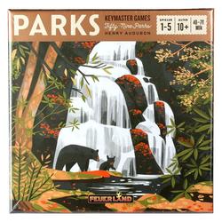 Feuerland Spiel, Feuerland Parks (deutsch)