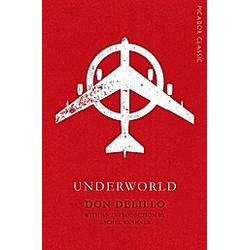Underworld. Don DeLillo  - Buch