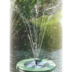 Mauk 1482 Solarspringbrunnenpumpe schwarz