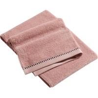 Esprit Box Solid Handtuch 2 x 50 x 100 cm rose