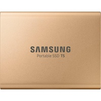 Samsung Portable SSD T5 1TB gold (MU-PA1T0G/EU)