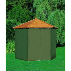 promadino Pavillon-Schutzhülle, für Holzpavillon Palma