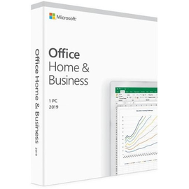 Microsoft Office Home & Business 2019 ESD ML Win Mac