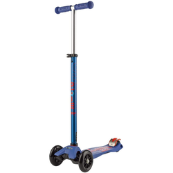 Micro Maxi Deluxe Blue Scooter