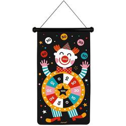 Janod Spiel, Magnetisches Dartspiel - Zirkus