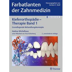 Kieferorthopädie - Therapie Band 1: eBook von