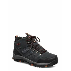 Skechers Mens Relment - Pelmo - Waterproof Shoes Boots Winter Boots Schwarz SKECHERS Schwarz 44,42,43,45,46