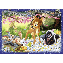 RAVENSBURGER Bambi Puzzle Mehrfarbig