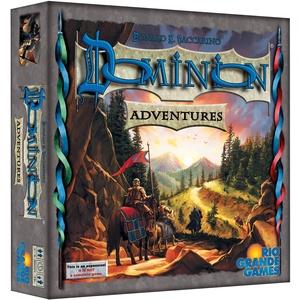 Dominion: Adventures - Brettspiel