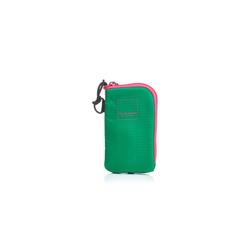 Acme Made Kameratasche ACME MADE Täschchen kompakte Handy-Tasche Kamera-Etui iPod-Tasche Noe Soft Pouch 100 Grün/Pink