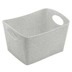 KOZIOL Aufbewahrungsbox grau