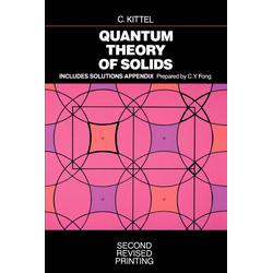 Quantum Theory of Solids als Taschenbuch von Charles Kittel/ Kittel