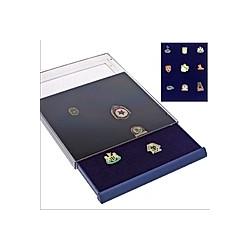 Münzenbox NOVA für Pin's und Anstecknadeln