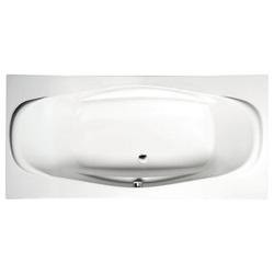 HAK Badewanne Garda Badewanne mit Füßen, 190x90x45 cm