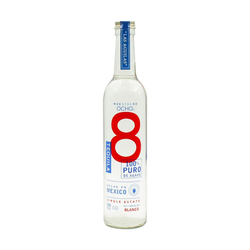 Ocho Blanco Tequila Las Aguilas 2017 0,5L (40% Vol.)