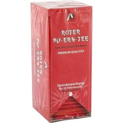 Pu-Erh-Tee in Teebeutel