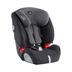 BRITAX RÖMER Autokindersitz Auto-Kindersitz Evolva 1-2-3 SL SICT, Cosmos Black grau