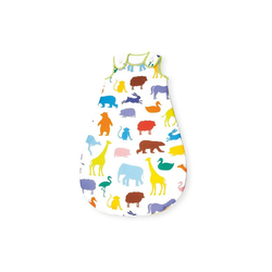 Pinolino® Babyschlafsack Sommer-Schlafsack 'Happy Zoo, 90 cm