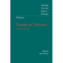 Voltaire als Buch von Voltaire Voltaire