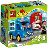 Lego Duplo Polizeistreife (10809)