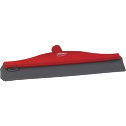Vikan Kondenswasserabzieher, 400 mm, zur effektiven Entfernung von Kondenswasser, Farbe: rot