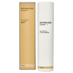 Bertram|Sans Head Protect & Aftershave SPF 30