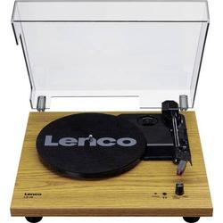 Lenco LS-10 Plattenspieler Riemenantrieb Holz