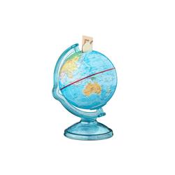 relaxdays Spardose Spardose Globus drehbar