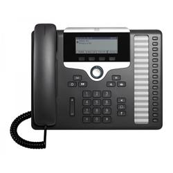 Cisco CP-7861-K9 Cisco IP Phone 7861, charcoal