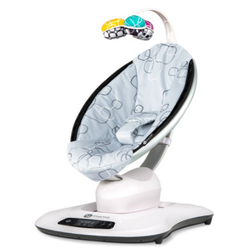 4moms Babywippe mamaRoo 4 Silver Plush