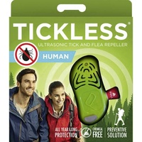 Tickless Human Pro-102GR Zeckenschutz (L x B x H) 60 x 27 x 20mm Grün 1St.