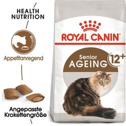 ROYAL CANIN AGEING 12+ Trockenfutter für ältere Katzen 400 g