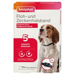 Beaphar Floh- und Zeckenhalsband für Hunde 60 cm