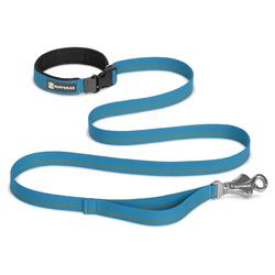 Ruffwear Hundeleine Flat Out™ Baja Blue