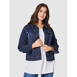 Jeansjacke Angel of Style Dark blue