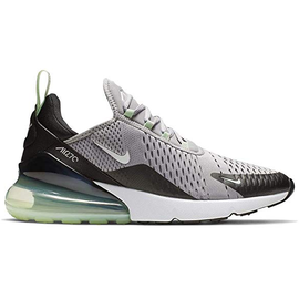 Nike Men's Air Max 270 grey black white mint, 46 ab 149,95