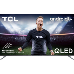 TCL 50C715 QLED-Fernseher (127 cm/50 Zoll, 4K Ultra HD, Android TV)