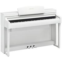 WH weiß matt Digital Piano