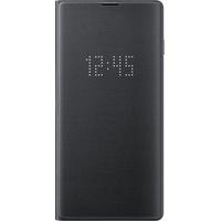Samsung LED View Cover EF-NG973 für Galaxy S10 schwarz