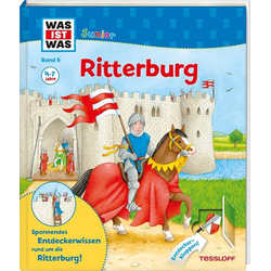 Ritterburg / Was ist was junior Bd. 6