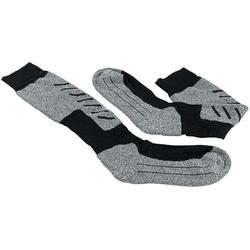 Atmungsaktive Ski- und Snowboard-Socken, Gr. 35-38