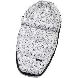 Gesslein Babywanne Baby Nestchen, grau Tupfen, für Kinderwagenwannen, Tragetaschen, Babyschalen und den Sportwagensitz des Kinderwagens