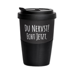 Pechkeks Becher Coffee-to-go Becher