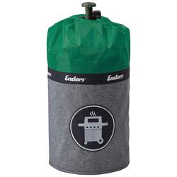 Enders Gasflaschen-Schutzhülle Style Green, für 5 kg Gasflaschen, ØxL: 24x49 cm