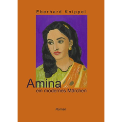 Amina als Buch von Eberhard Knippel