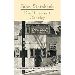Die Reise mit Charley. John Steinbeck  - Buch