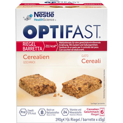 OPTIFAST Riegel Cerealien 390 g