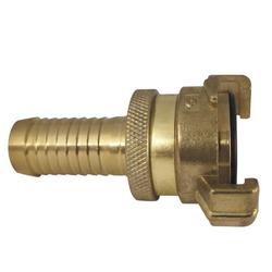 Saug- und Hochdruckkupplung 1 für Bewässerungspumpen